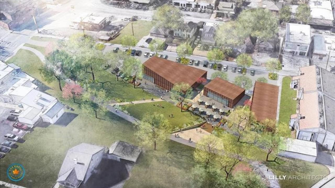 New Development In Tulsa Promises Green Space Restaurants